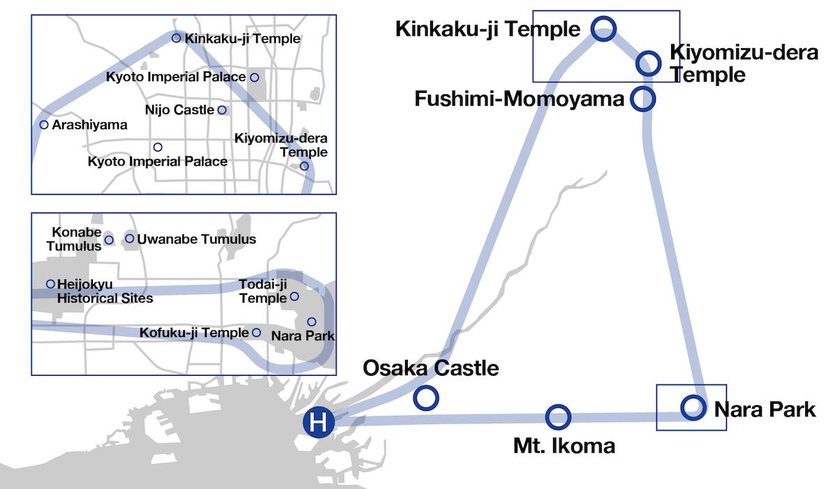 Kyoto Nara Tour